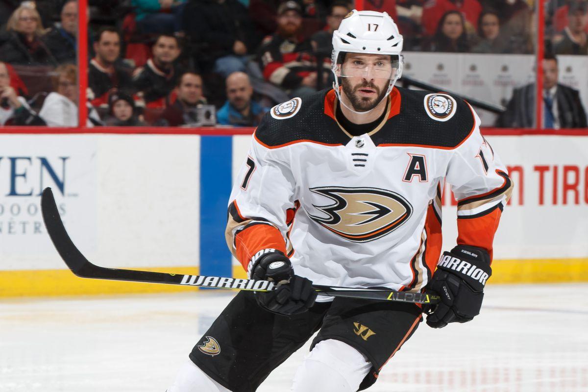 Anaheim Ducks Playoff Push  February 3rd d42893662