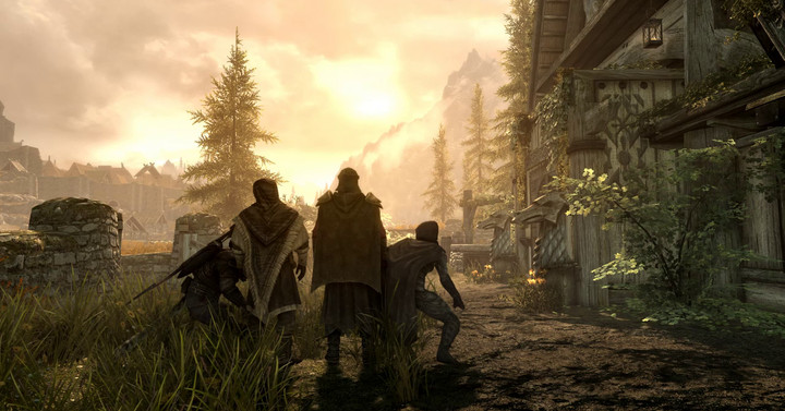 Skyrim Together multiplayer mod nears full release at last