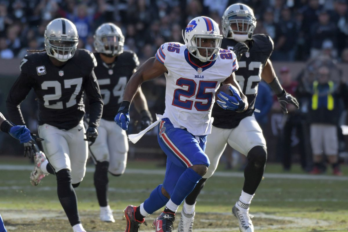 LeSean McCoy ran wild on Oakland. Which owner benefited?