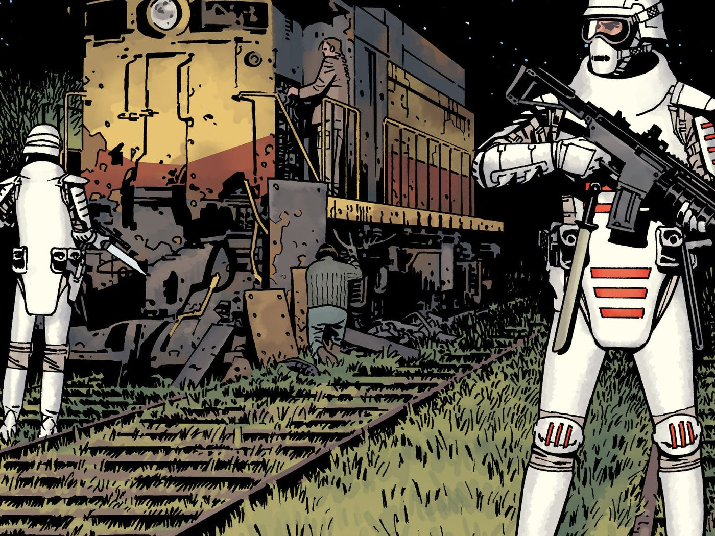 2018 Was The Year The Walking Dead Comic Rejuvenated Itself