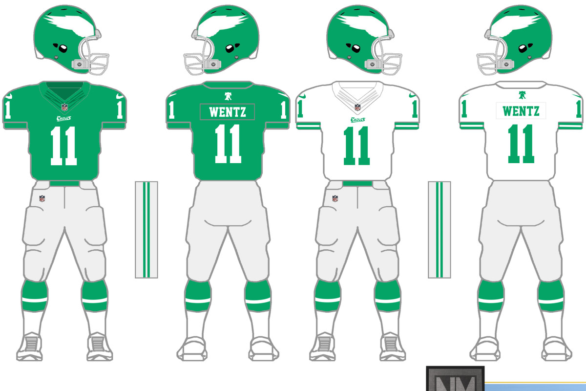 new concept 0b820 b0791 Kelly Green Jersey Concepts – 4th & Jawn