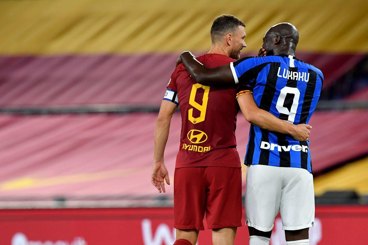 AS Roma v FC Internazionale - Serie A