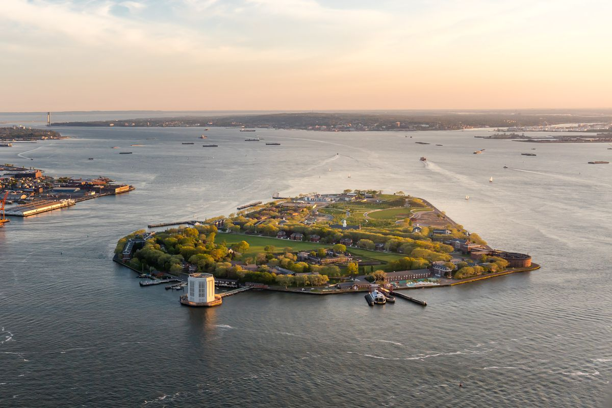 Governors Island ferry service launches at Red Hook | News Break