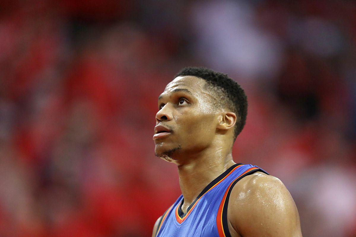 Oklahoma City Thunder Russell Westbrook Shines Light On Upcoming