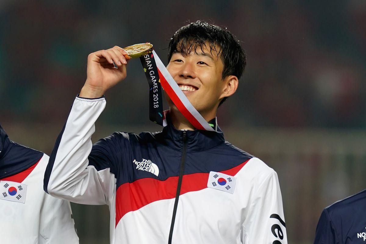 Son Heung-Min Earns Military Exemption As Korea Wins Asian
