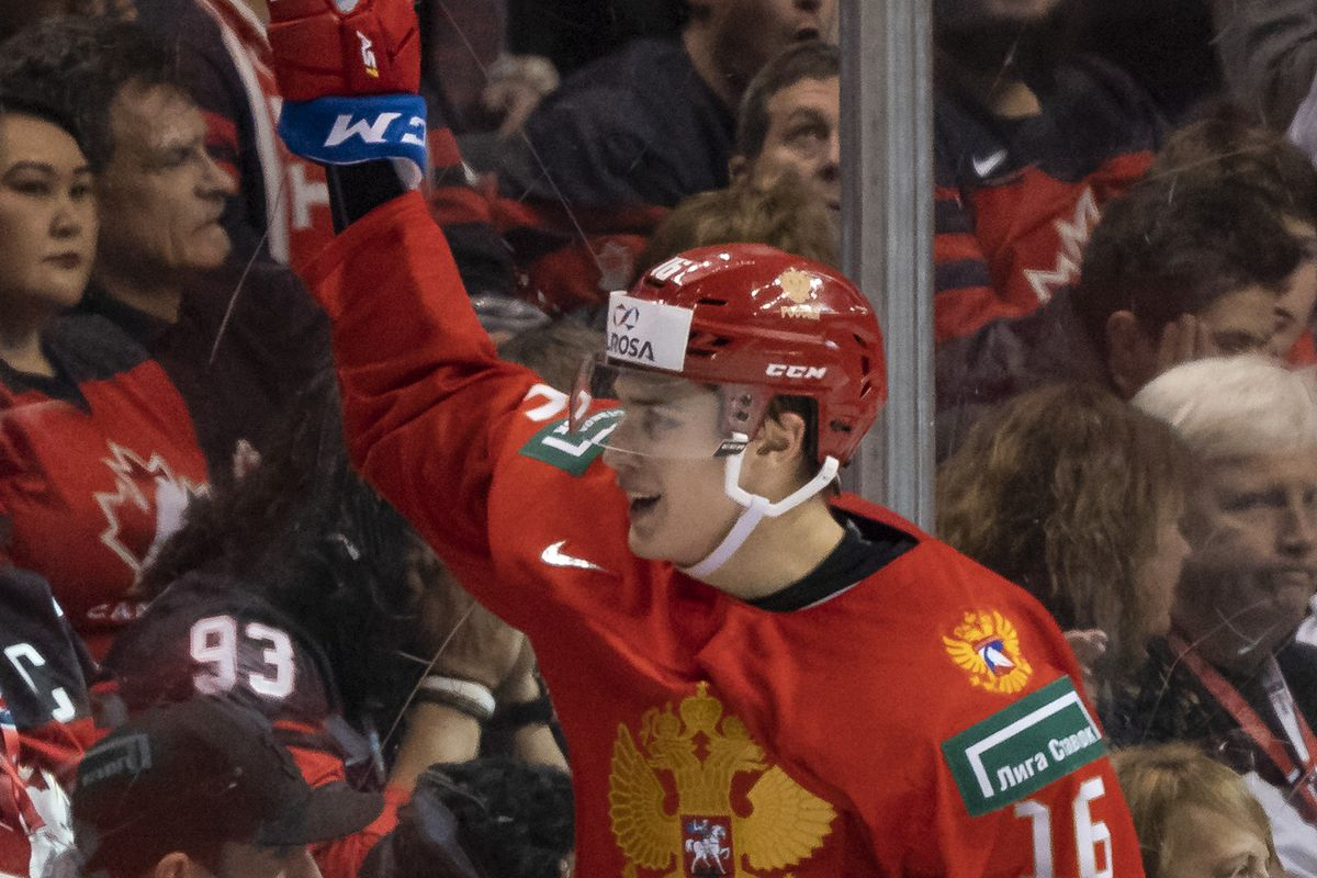 2019 World Juniors Day 6 Recap Stanley Cup Of Chowder