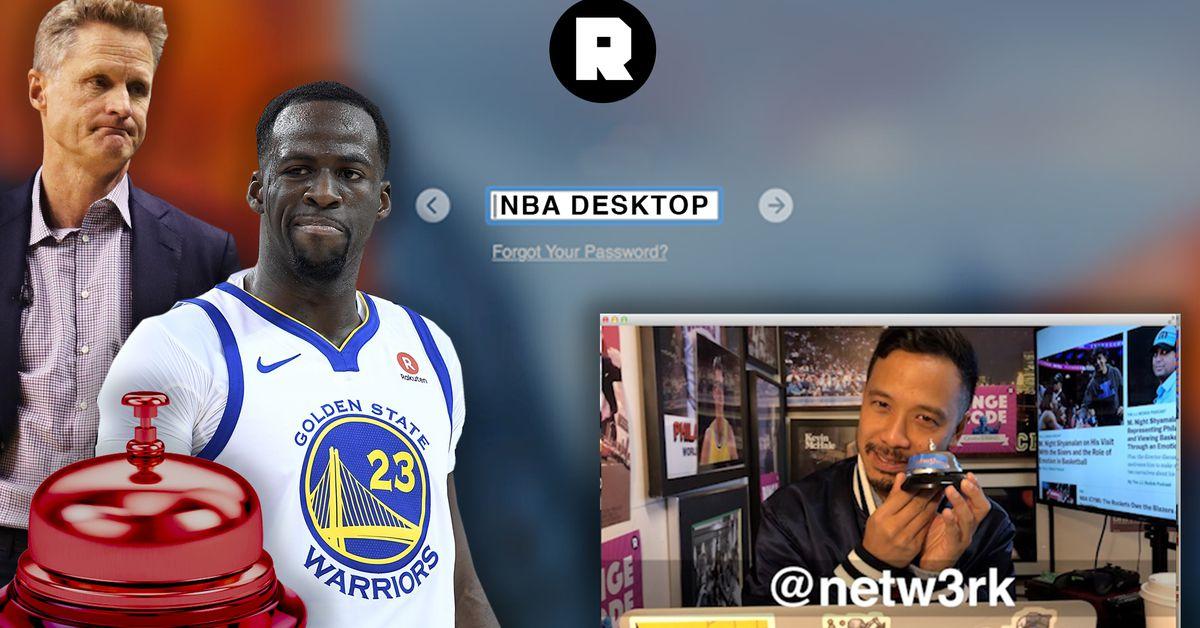 Nba Desktop Steve Kerr S Tricks Rajon Rondo And