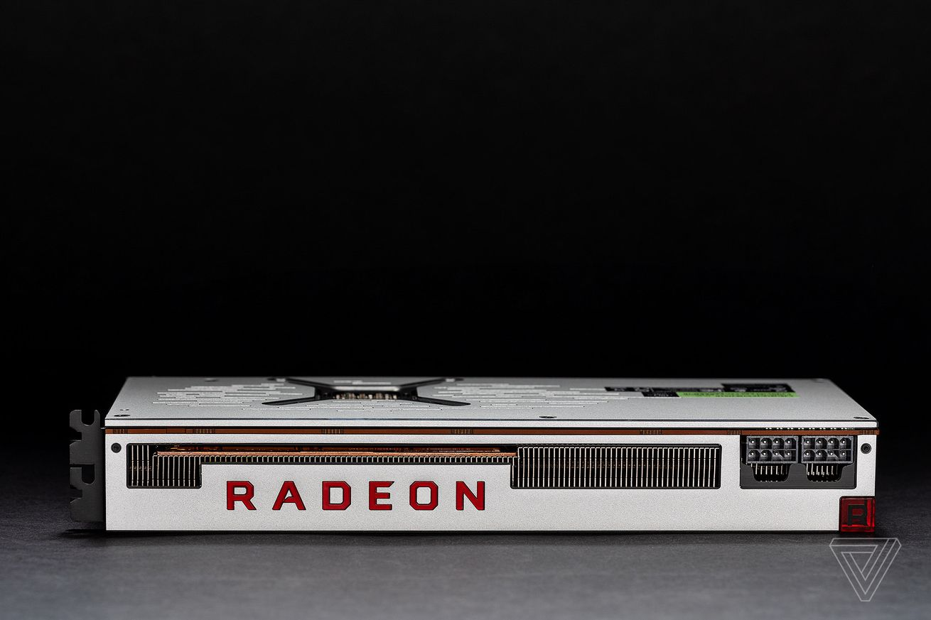 This is not Navi. It's the existing Radeon VII.