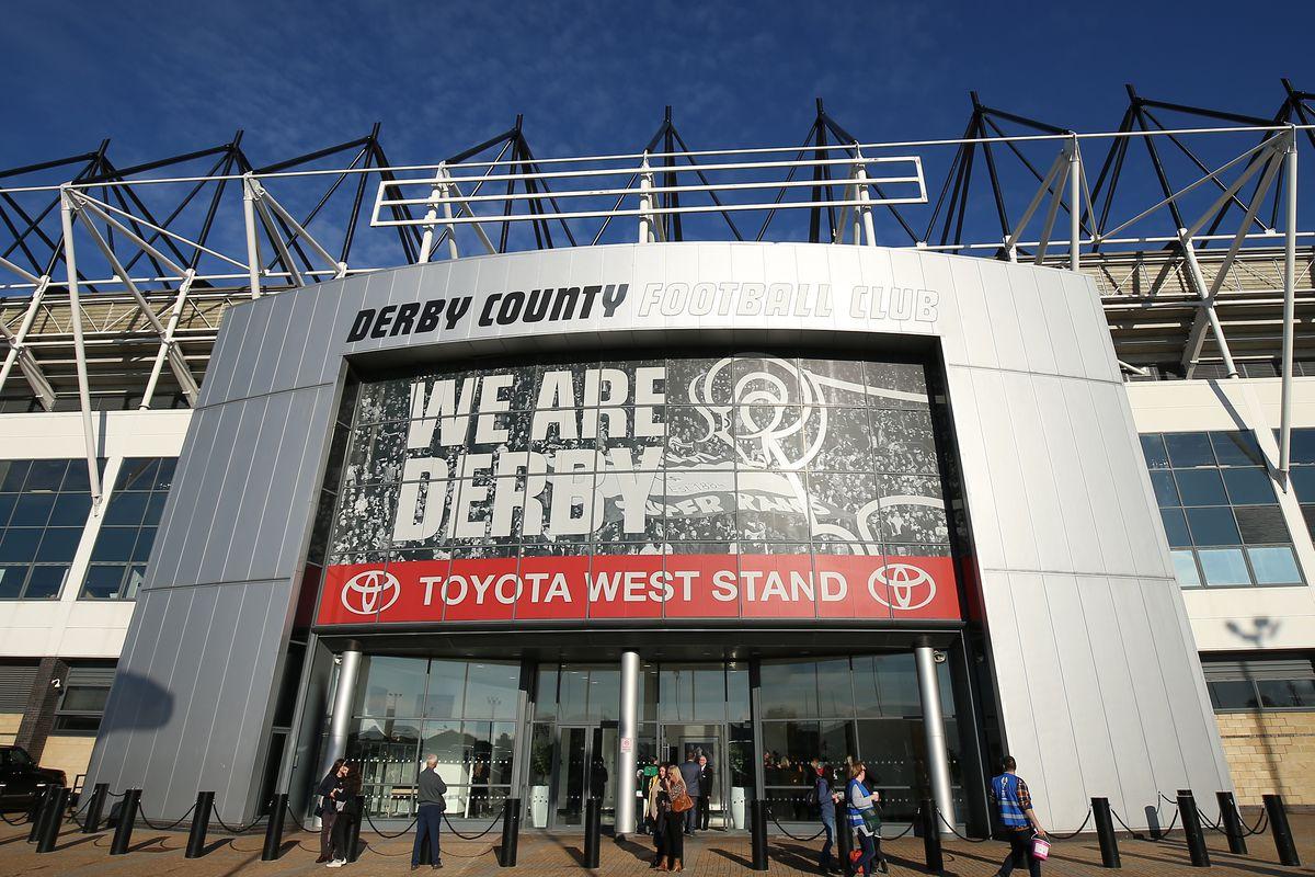 Derby County v Sheffield United - Sky Bet Championship - Pride Park