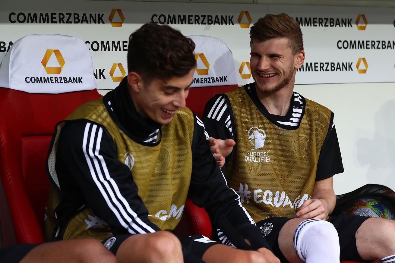"""Daily Schmankerl: Does Bayern Munich have plans for a Timo Werner/Kai Havertz 2020 ticket""""; PSG and Napoli hunting for James Rodriguez; Renato Sanches staying put""""; Cengiz Under and Steven Bergwijn news; and MORE!"""