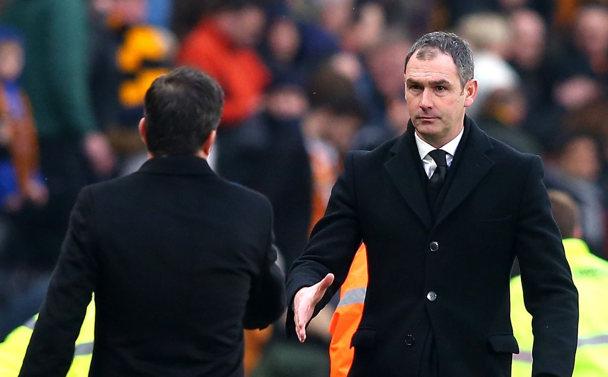 Hull City v Swansea City - Premier League