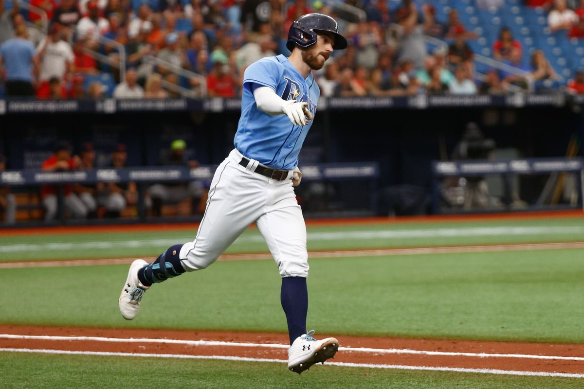 MLB: Game One-Cleveland Indians at Tampa Bay Rays