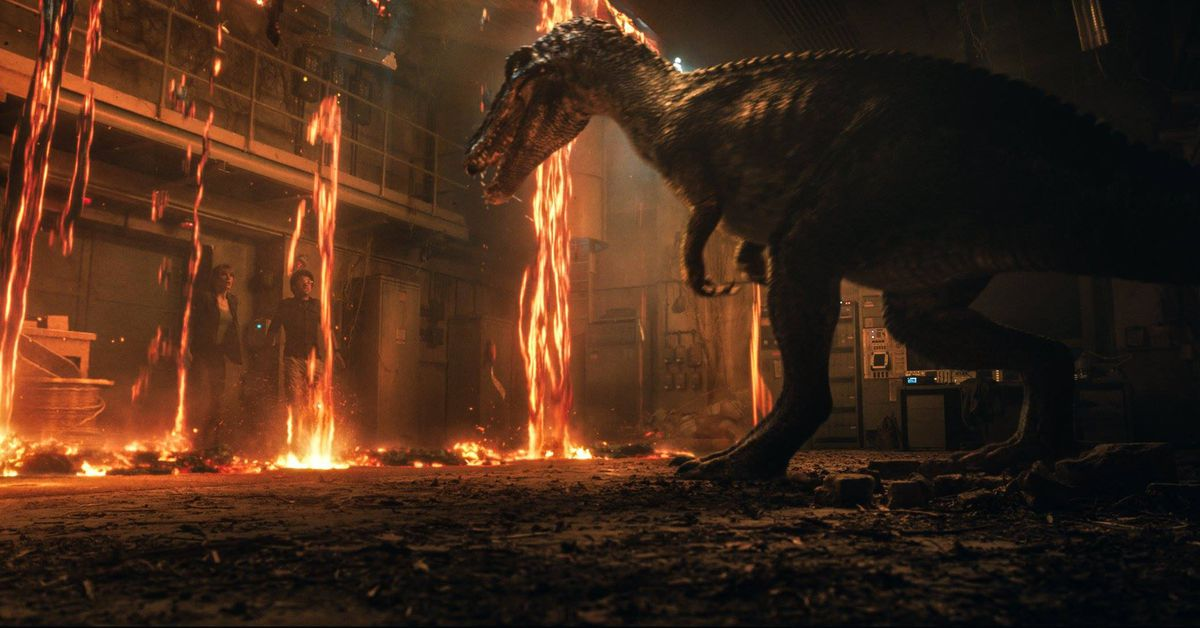 New trailers: Black Mirror, Jurassic World: Fallen Kingdom, and more