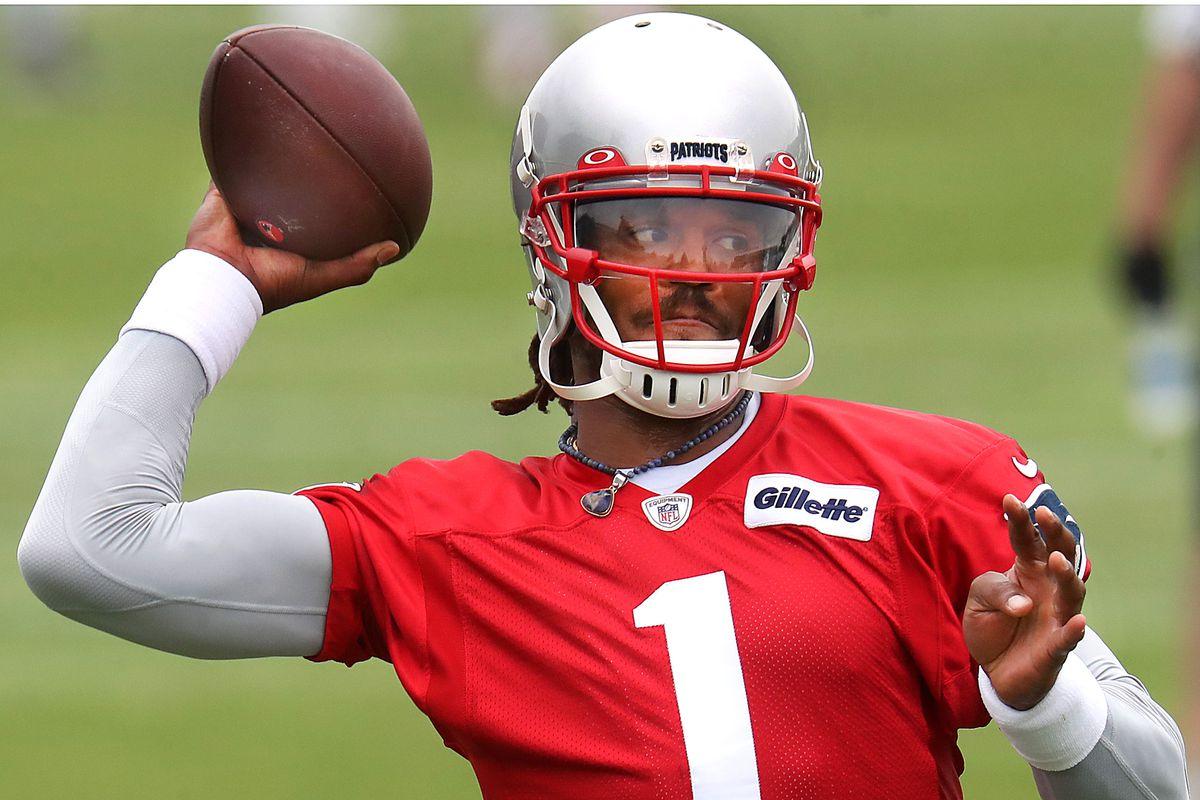 New England Patriots Practice