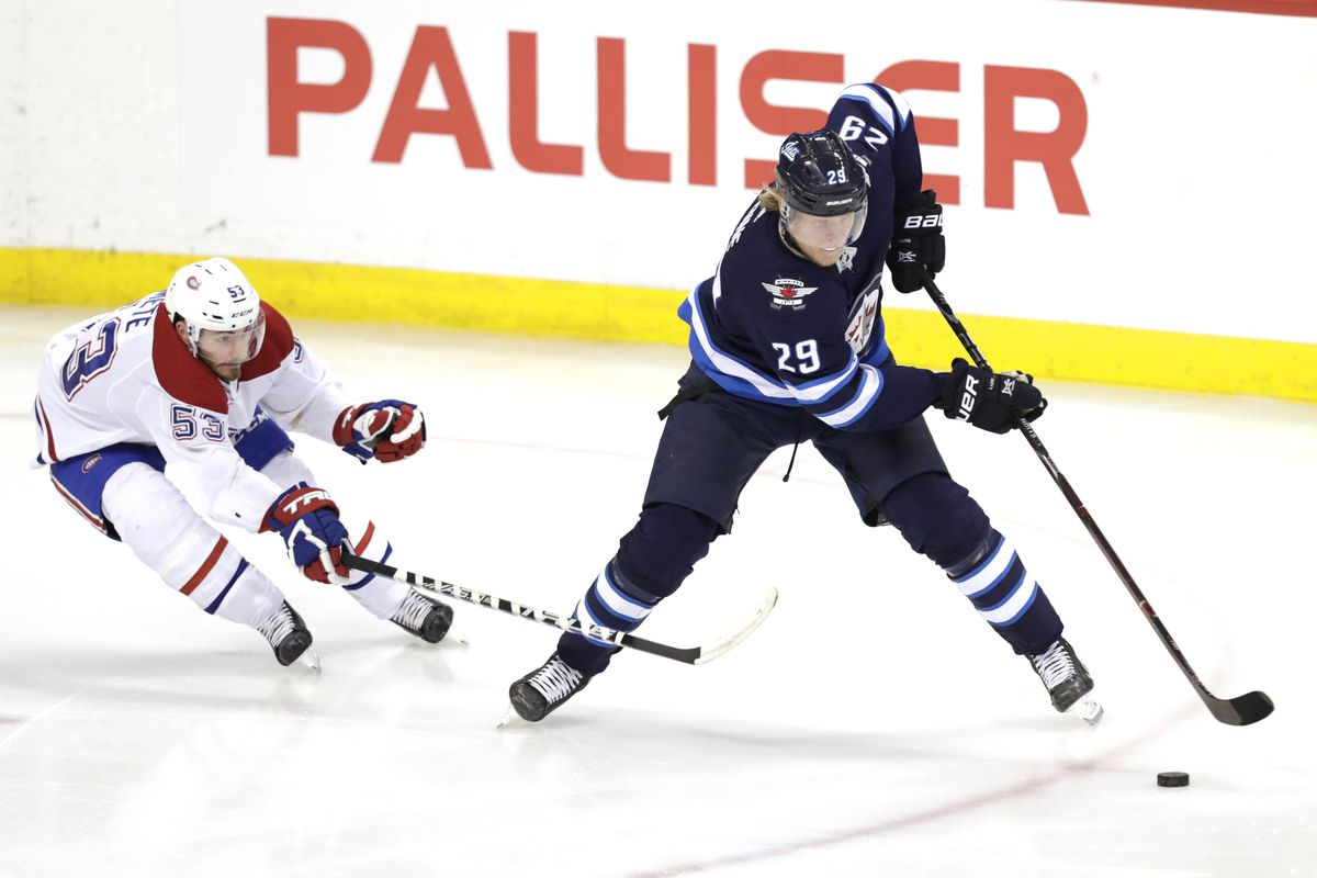 Montreal Should Consider Sending An Offer Sheet To Patrik Laine Eyes On The Prize