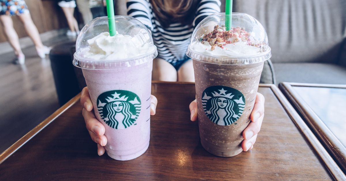The Starbucks Frappuccino Is The Ultimate Teen Drink Eater