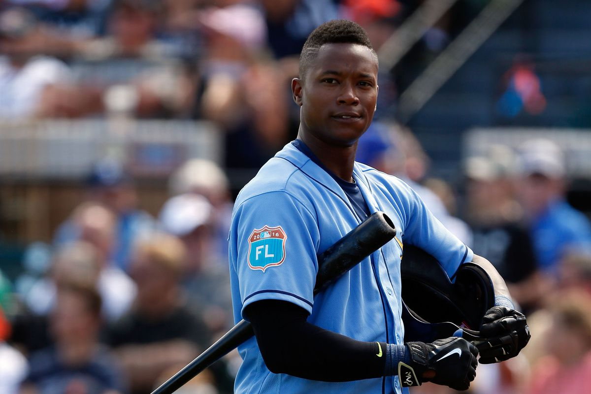 Tim Beckham still has an Option remaining - DRaysBay