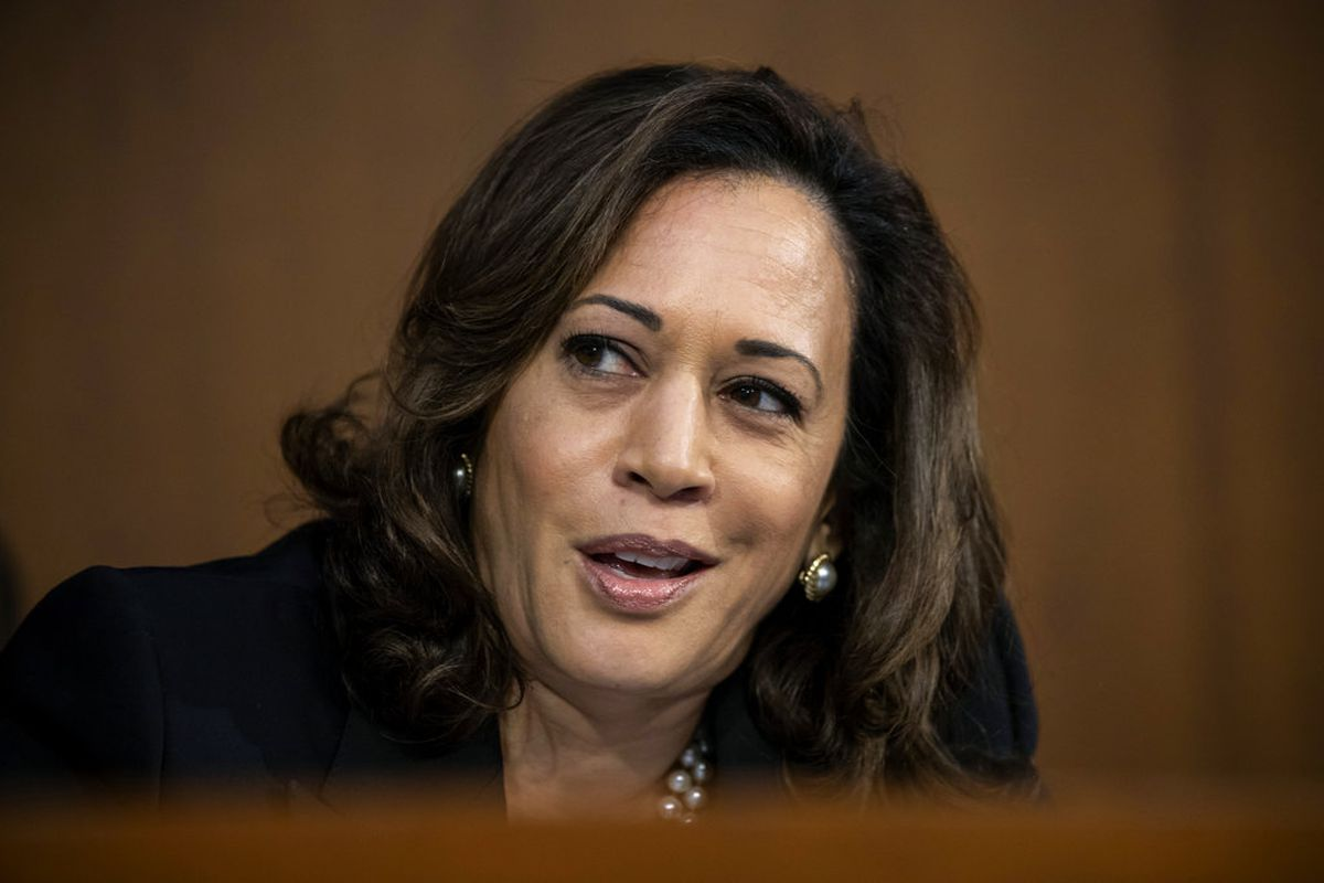 Sen. Kamala Harris, D-Calif.   AP Photo/J. Scott Applewhite