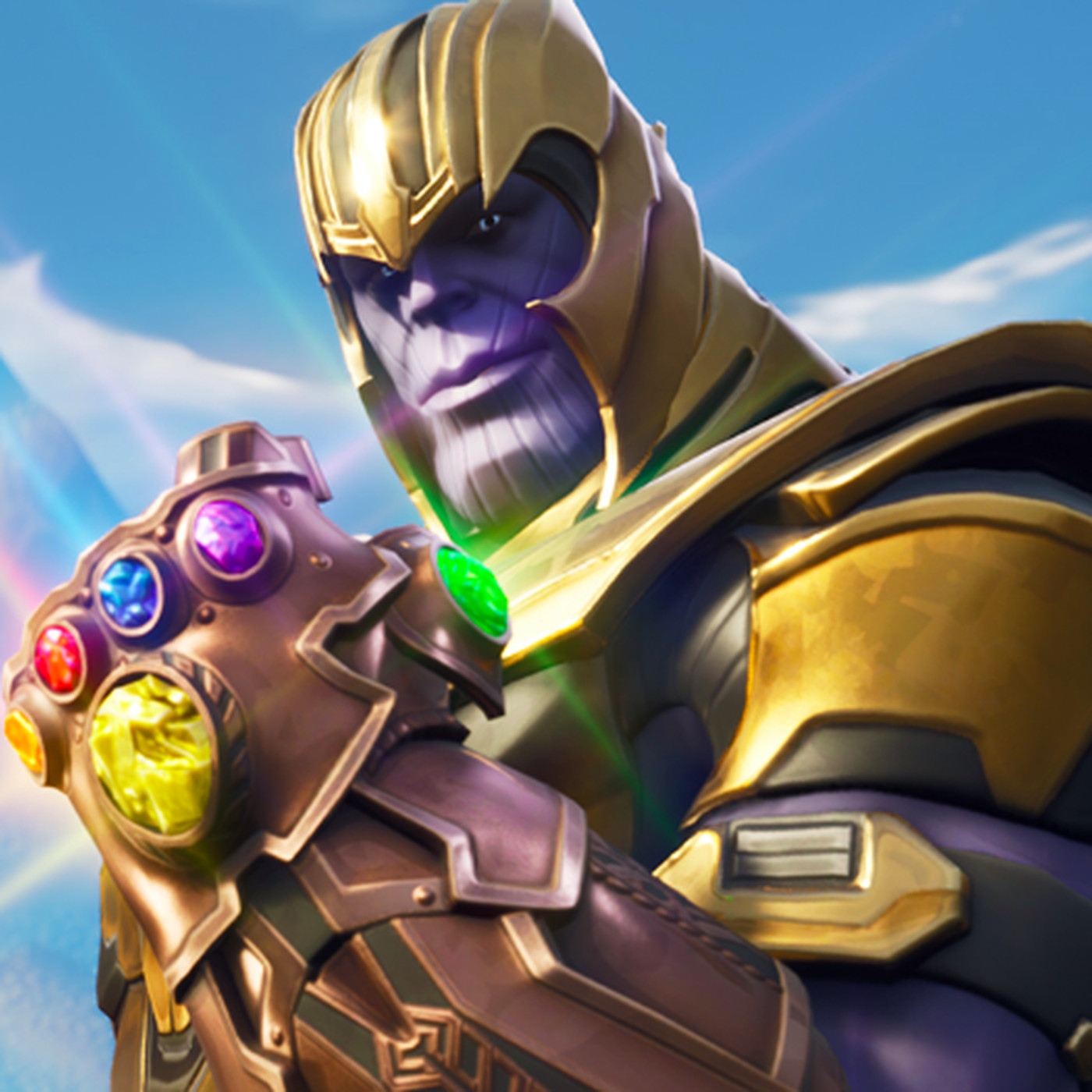 fortnite avengers infinity war event patch notes thanos details polygon - fortnite hero rarity upgrade