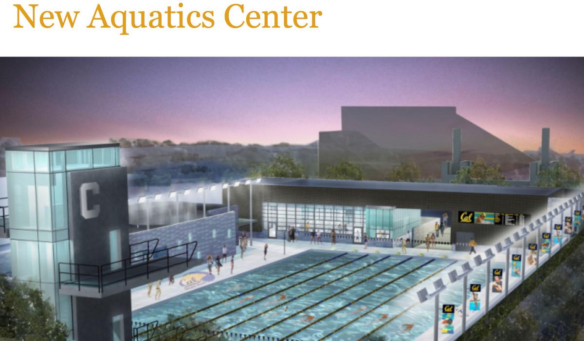 Cal Aquatics center