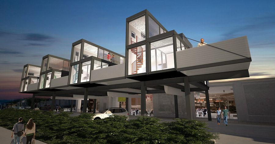 Brookland S Planned Shipping Container Condos Are Canceled