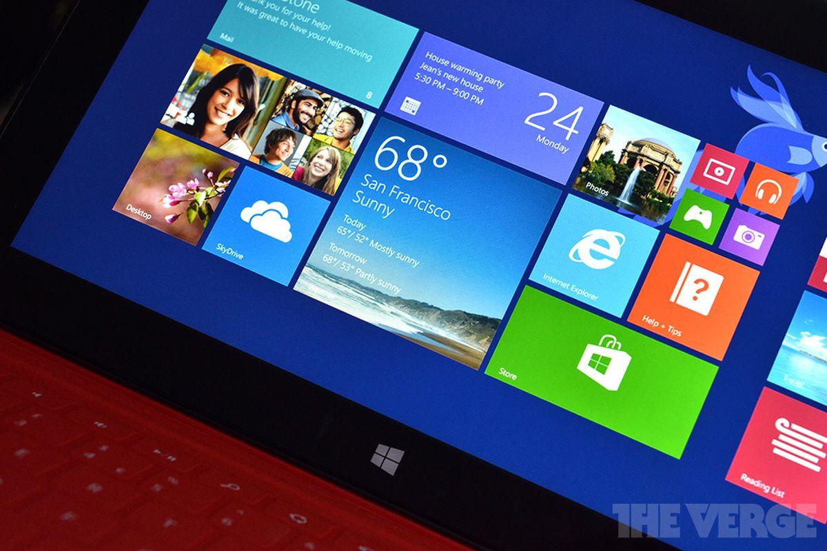 Windows 8.1 (embargo)