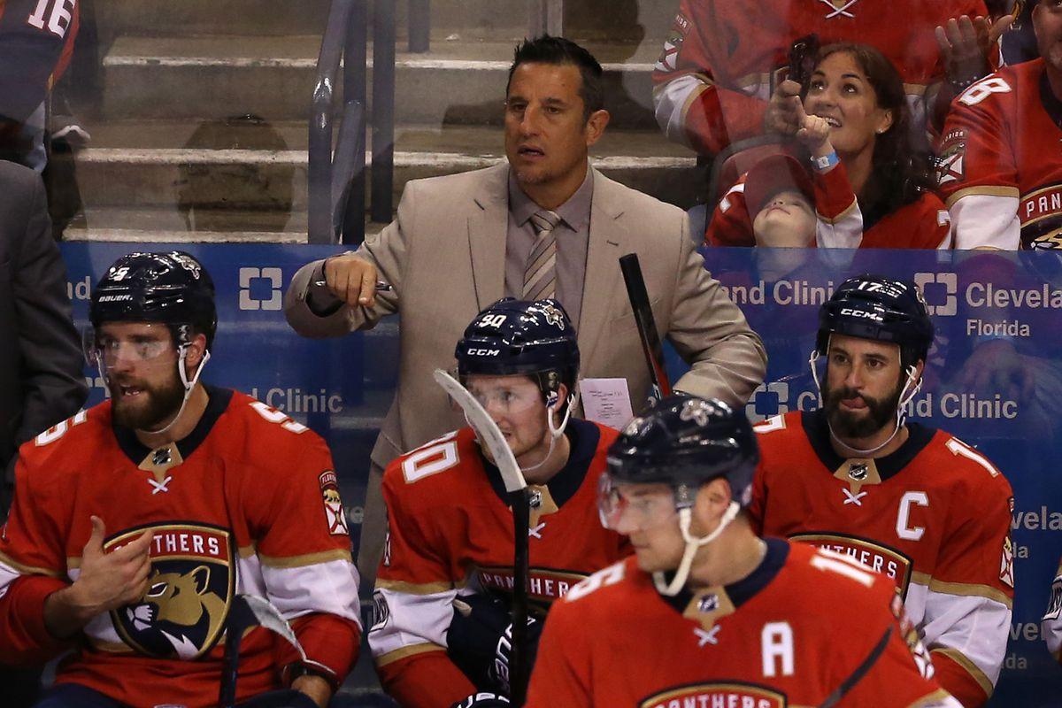 San Jose Sharks re-hire Bob Boughner as assistant coach
