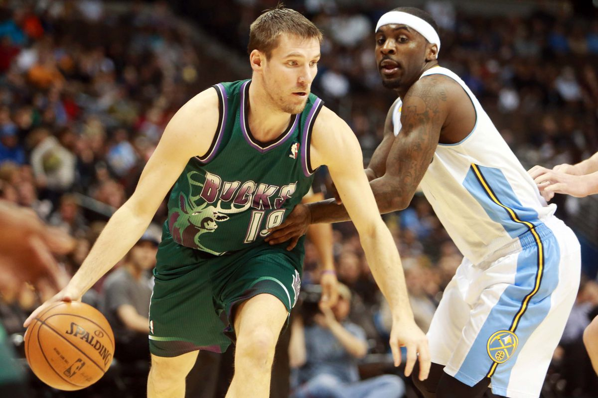 Beno Udrih and Ty Lawson