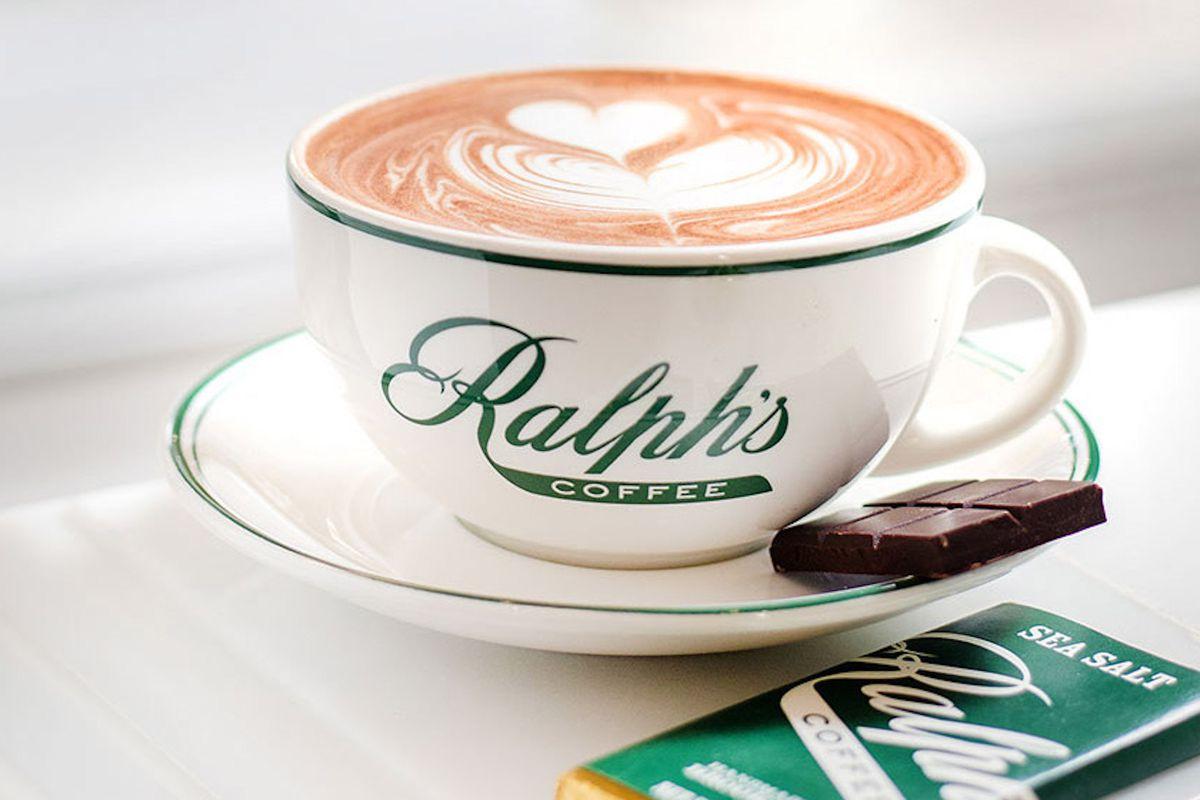 Ralph Lauren's Ralph's Coffee will open at the Ralph Lauren London flagship store as a pop-up