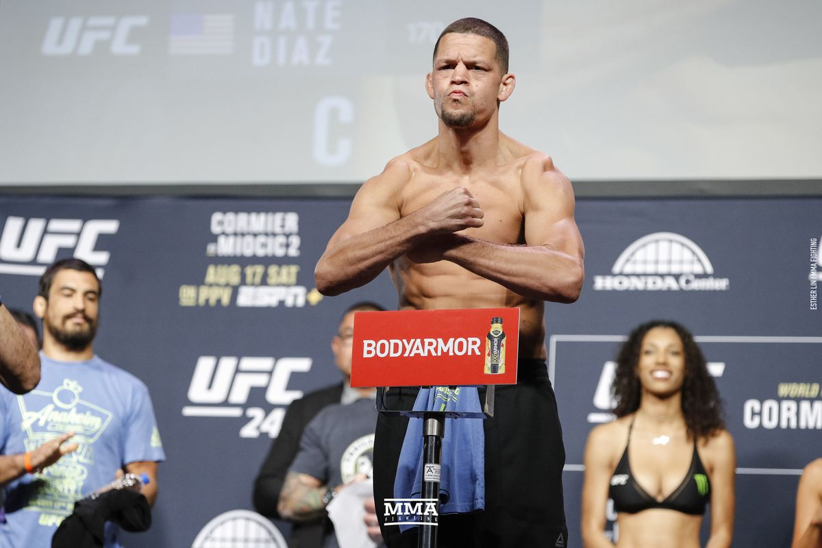 Who is Nate Diaz