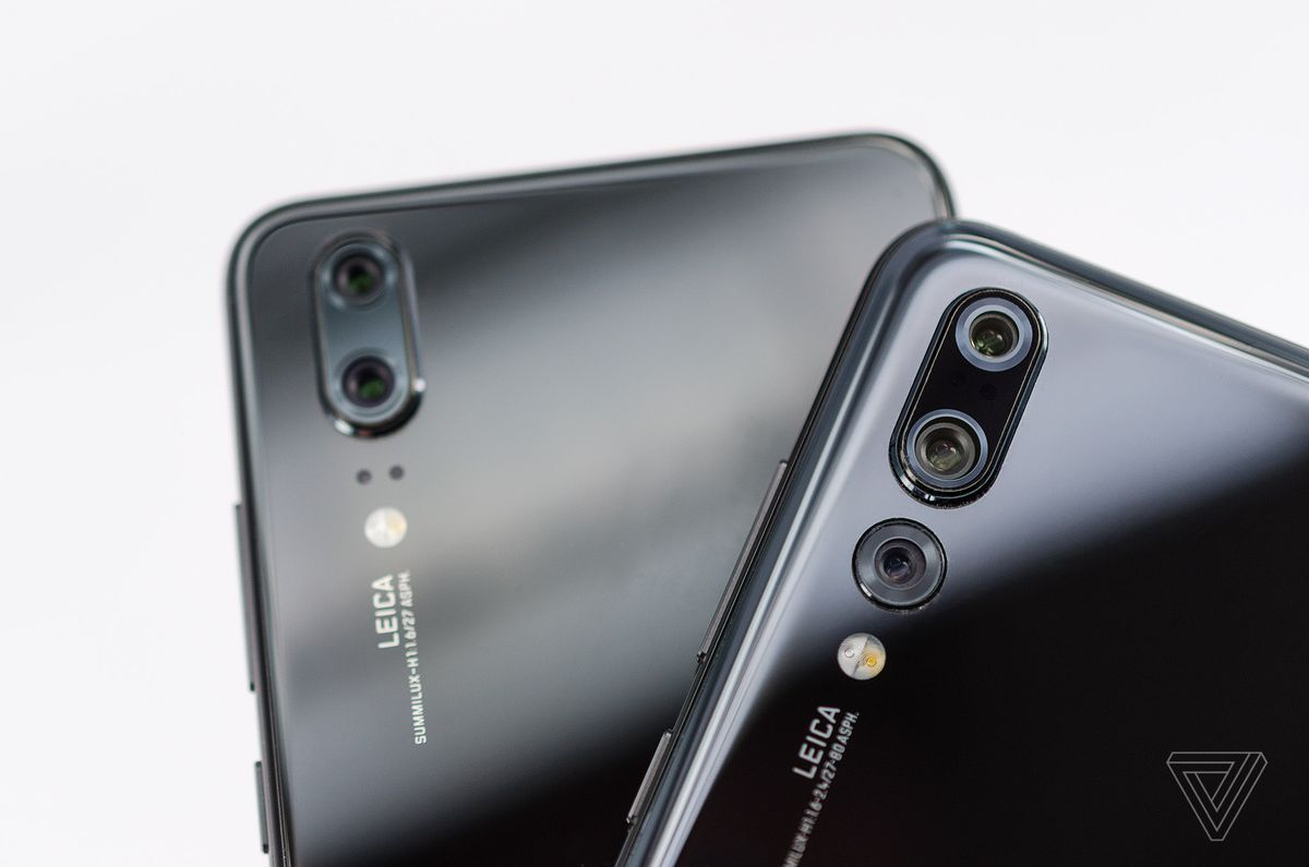 Huawei's P20 Pro has a unique triple camera and a