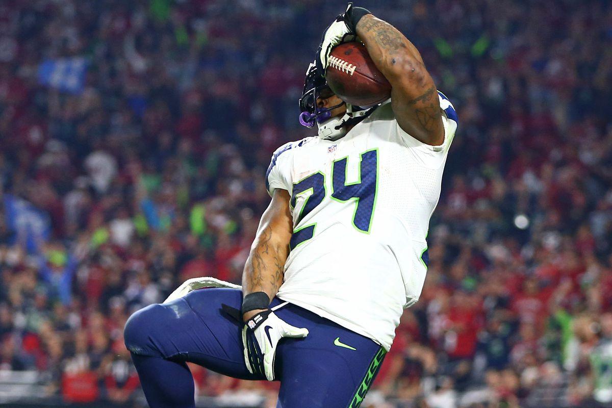 Super Bowl 2015: Why does Marshawn Lynch grab his crotch ...
