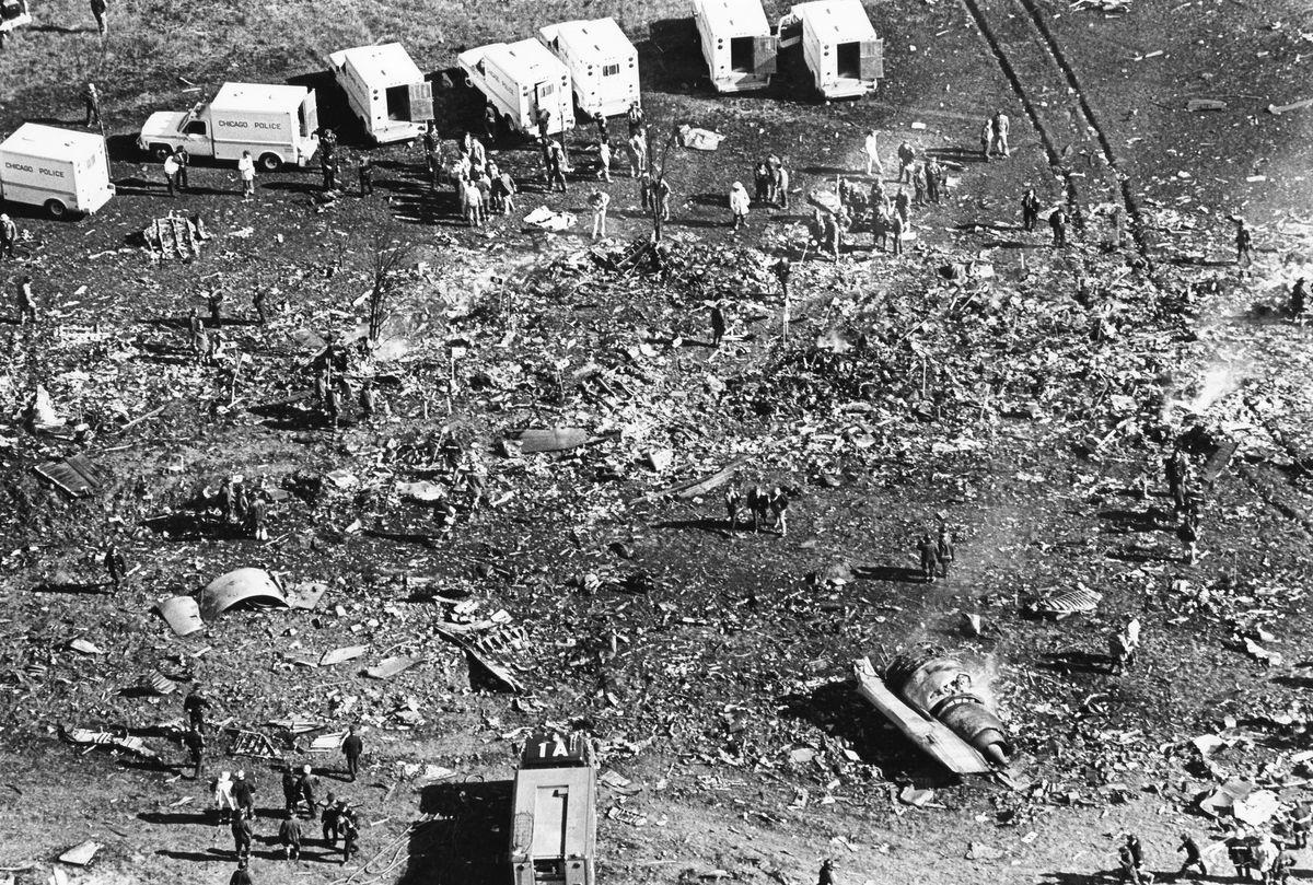 Flight 191 crash