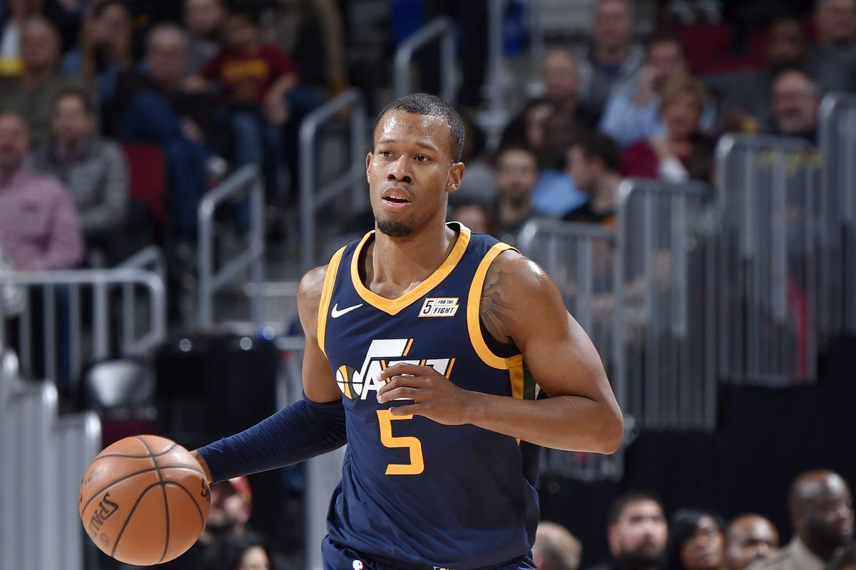 Utah Jazz v Cleveland Cavaliers