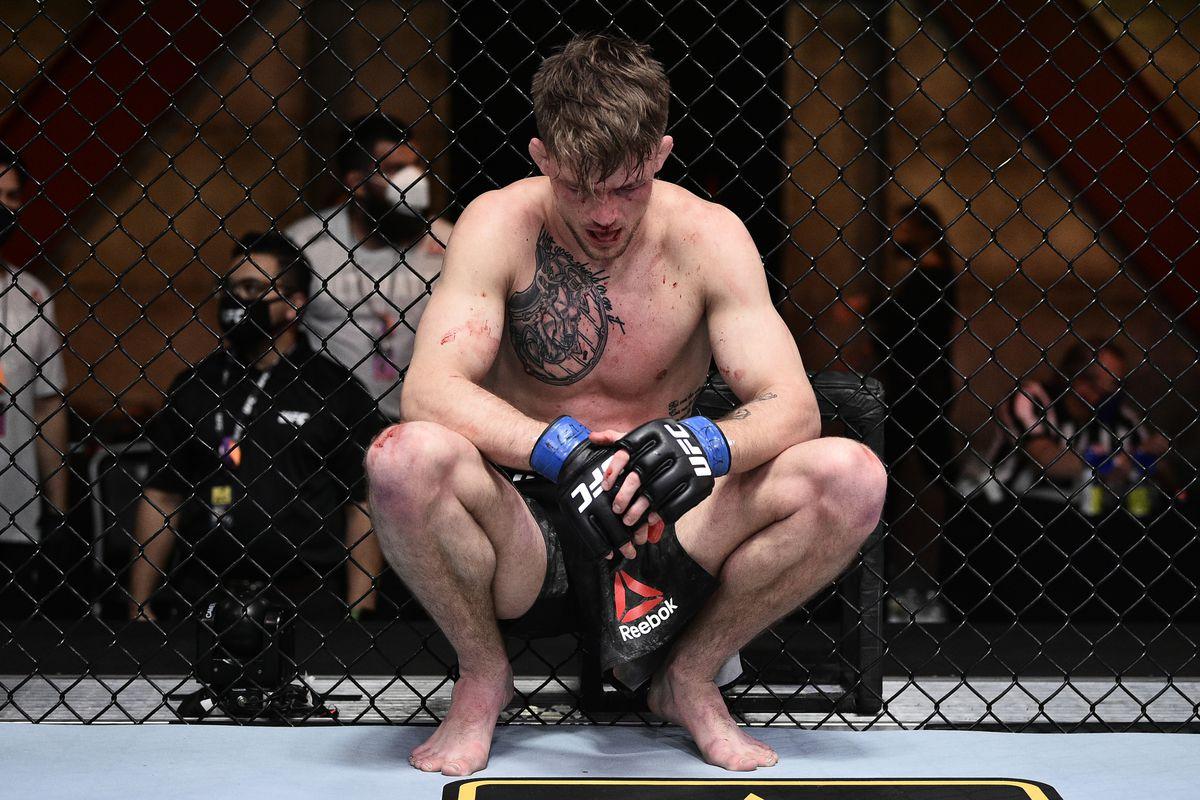 UFC Fight Night: Hubbard v Rohskopf