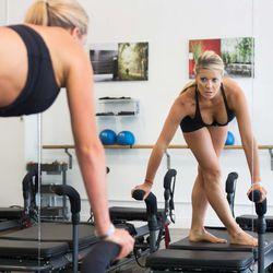 Rachel Scherdin, Jetset Pilates //
