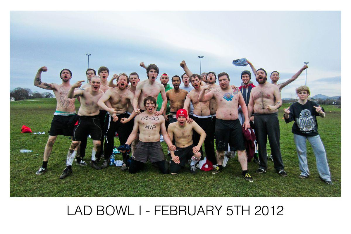 Lad Bowl I