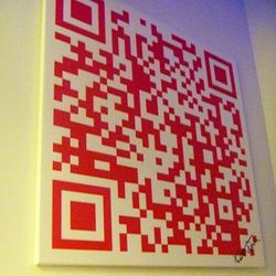 Turn your DNA into a QR code for some reason! Starts at $440.
