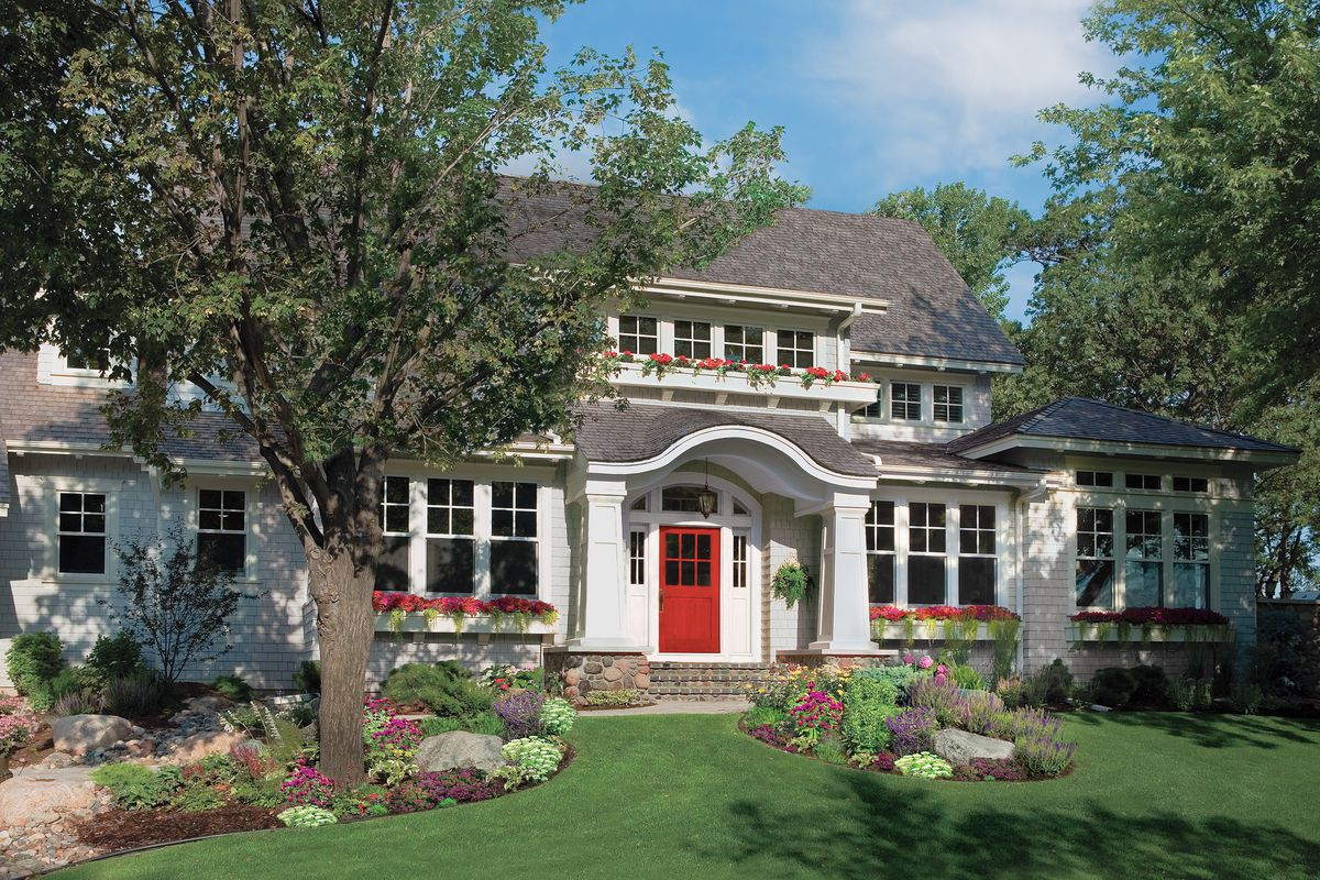 House exterior design: 11 ways to upgrade the look of your home   Real Homes