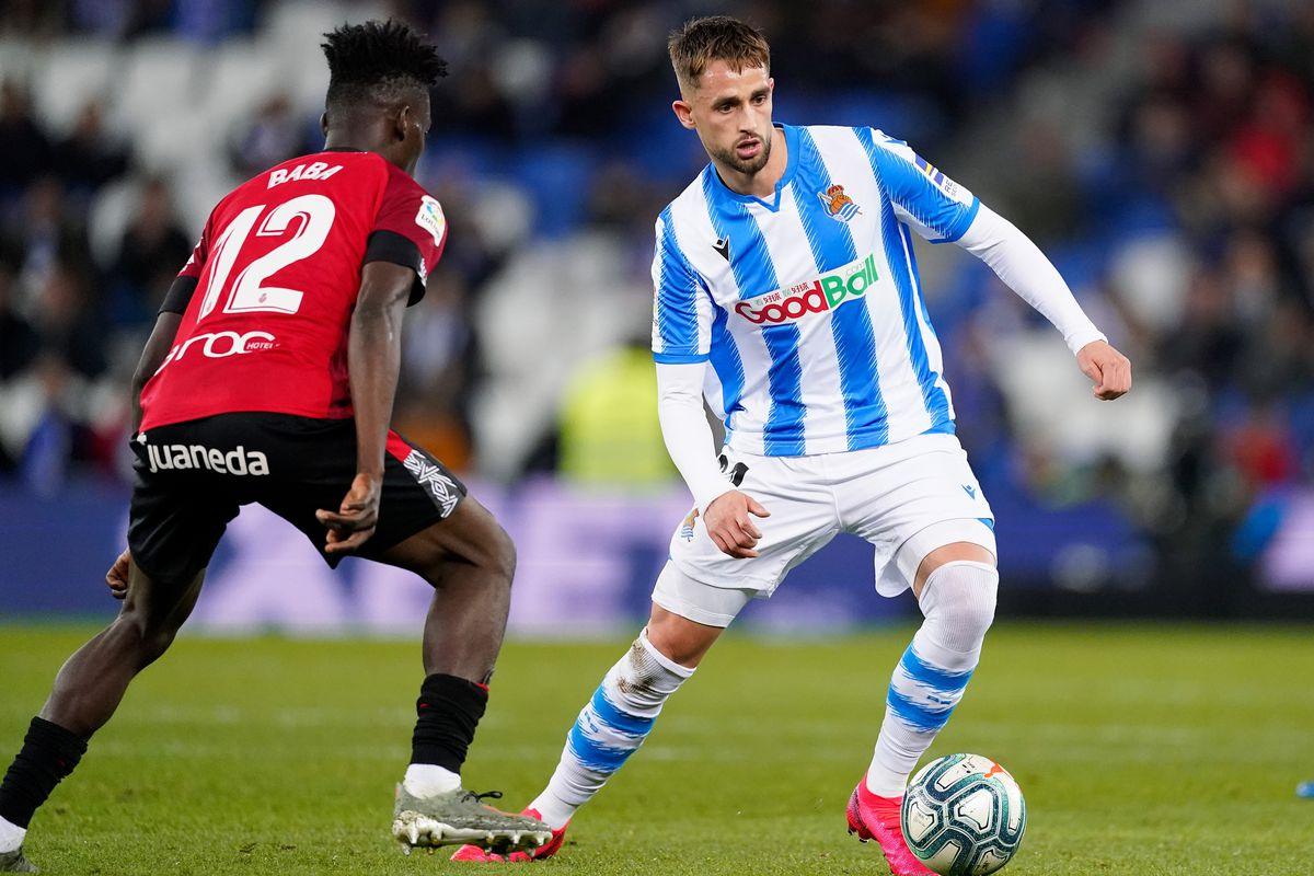 Real Sociedad v Real Mallorca - La Liga Santander