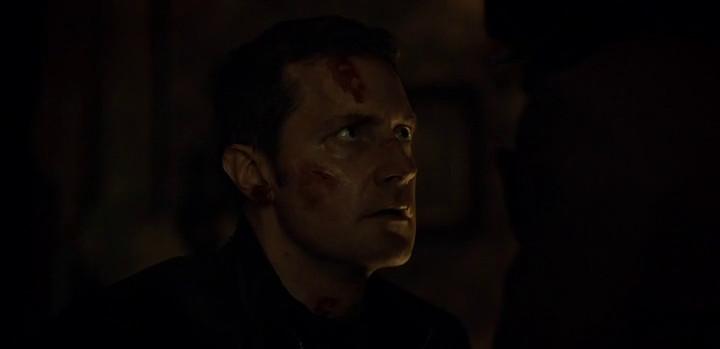 Francis talks to Reba on Hannibal.