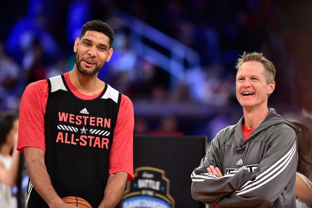 NBA: All Star Game-Practice