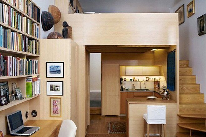 New York City's 48 Most Famous Micro Apartments Curbed NY Best One Bedroom Apartments In Nyc For Rent Minimalist Interior