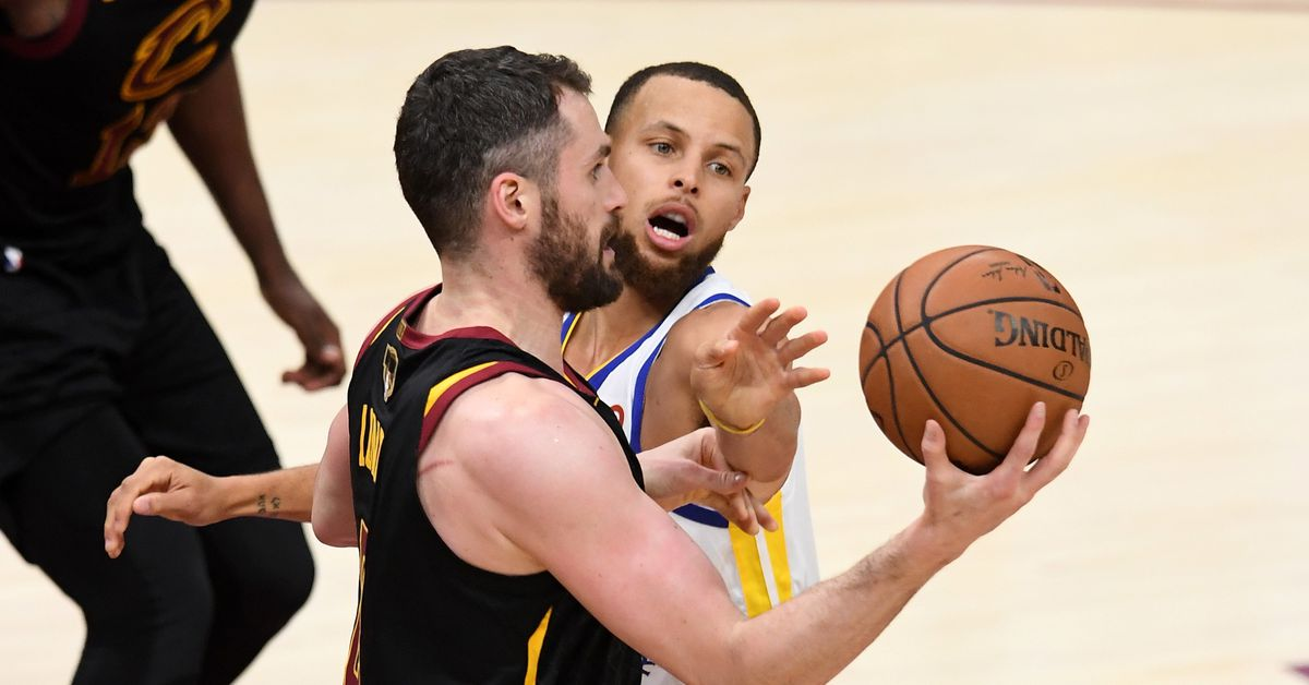 Kevin Love's NBA Finals Haircut Is Being Mercilessly Mocked - Racked