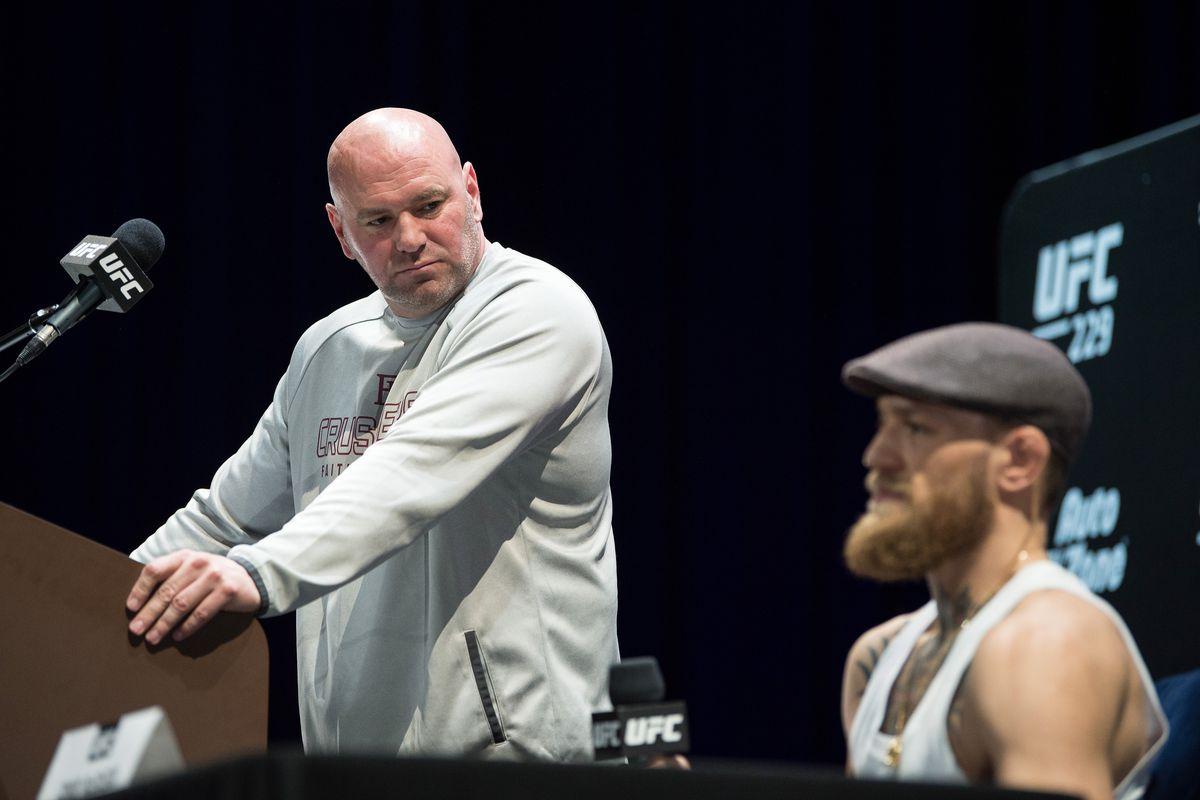 UFC 229: Press Conference