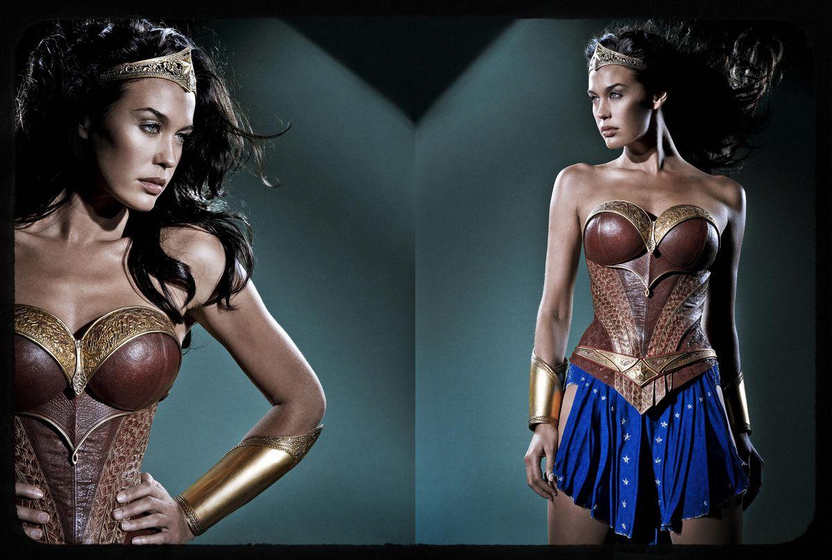 Wonder Woman Mark Rogers Photography