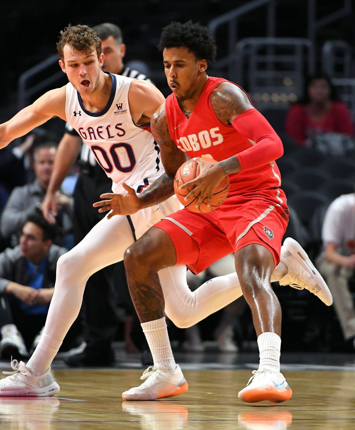 NCAA Basketball: New Mexico at St. Mary's