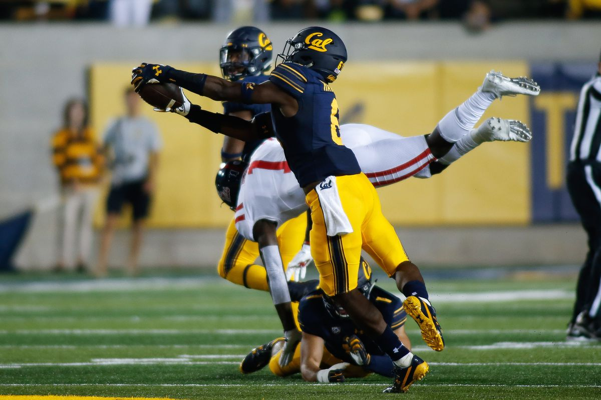 NCAA Football: Mississippi at California