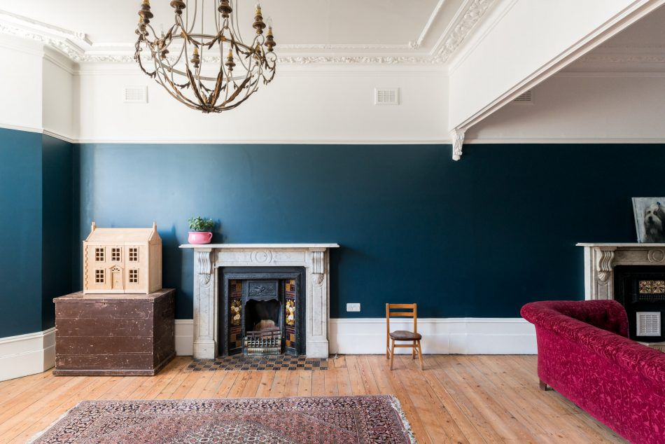 Adorable London townhouse renovated with rustic charm asks ...