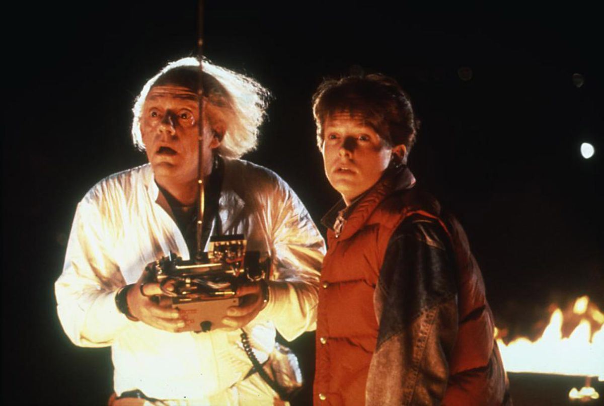 Back to the Future would never be rated PG today.
